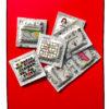 Einhorn Kondome Einzelverpackung mit lustigen Sprüchen
