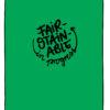 Fairstainability in progress Logo einhorn