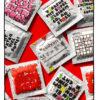 einhorn Kondom-Einzelverpackungen mit lustigen Sprüchen