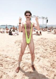 Borat-dessou