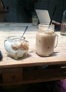 Hipster Kaffee