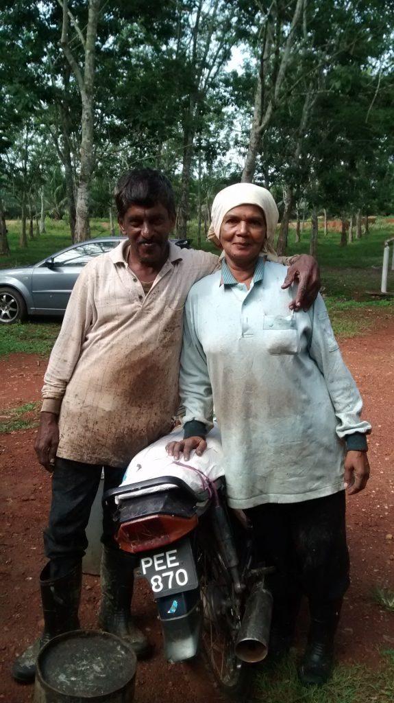Muthu und Murugay
