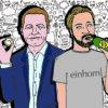 einhorn Kondome und Ottakringer CEO Tausch