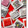 einhorn Kondom Einzelverpackungen mit lustigen Sprüchen Nahansicht