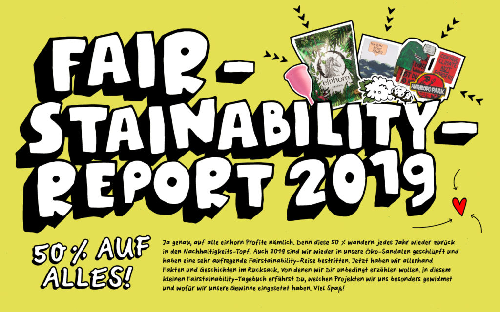Fairstainability Report 2019