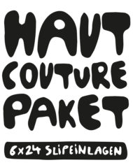 Haut Couture Paket 6x24 Slipeinlagen